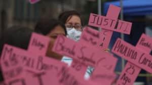 CNDH recomendación al Estado mexicano para fortalecer combate a feminicidios