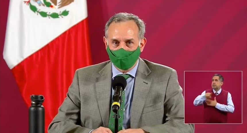 Coronavirus en México al 13 de noviembre