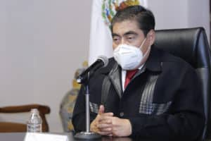 Barbosa pide a poblanos reforzar pacto comunitario por el Covid-19