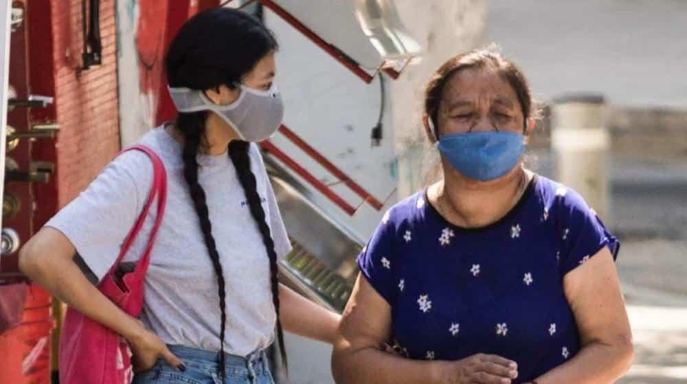 arresto por no usar cubrebocas en chihuahua