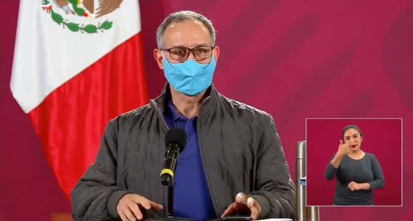 coronavirus en México al 6 de noviembre