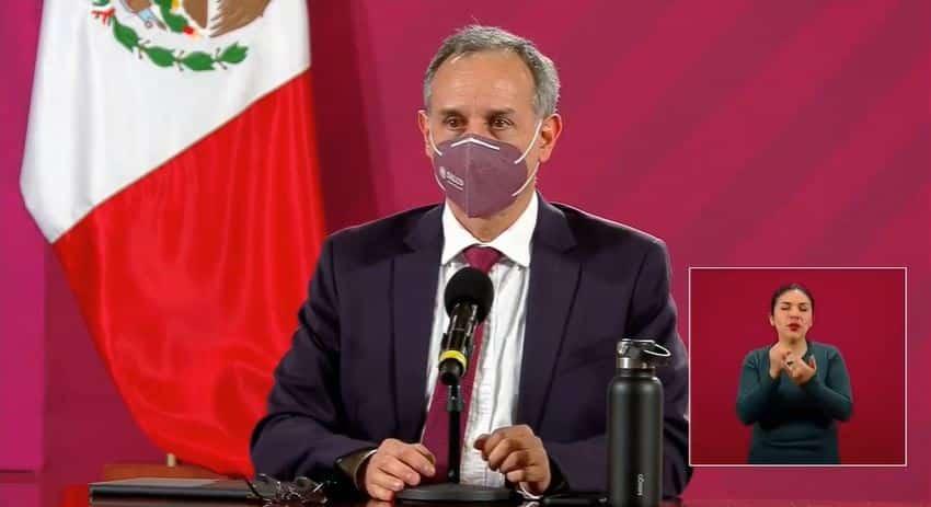 coronavirus en México al 9 de noviembre