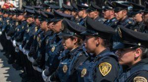nuevos grados y jerarquías para policías de la CDMX
