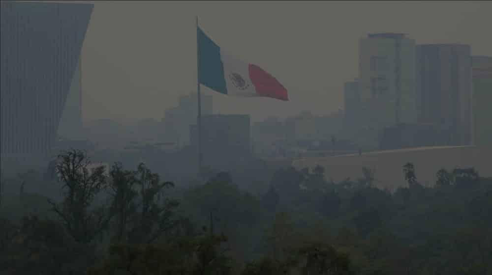 Contingencia ambiental viernes 13 de noviembre