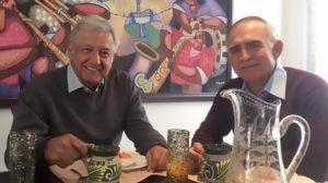 Alfonso Romo deja la coordinación de la Oficina de la Presidencia