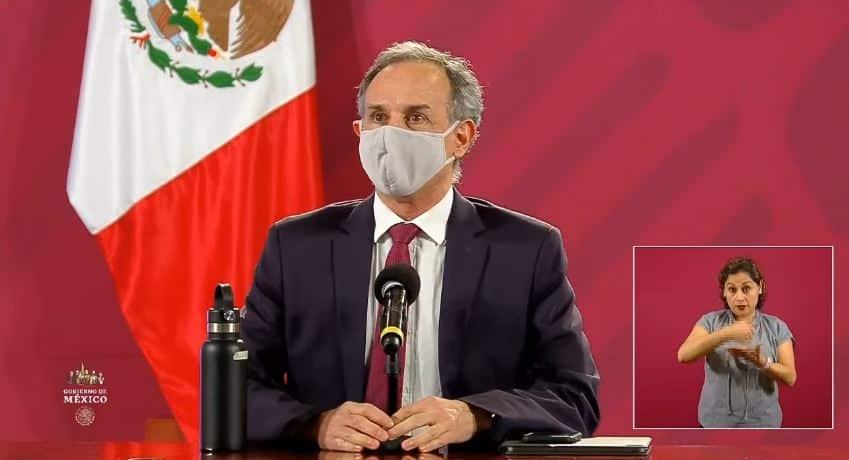 Coronavirus en México al 22 de diciembre