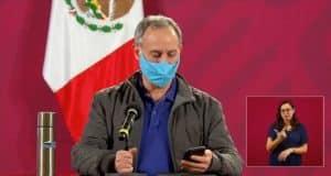 Coronavirus en México al 29 de diciembre