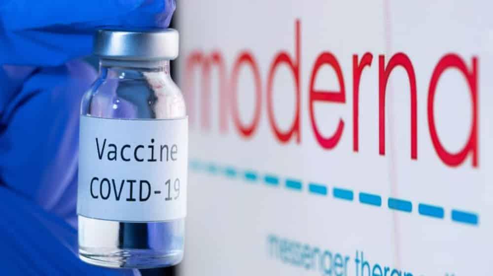 EUA vacuna contra COVID de Moderna