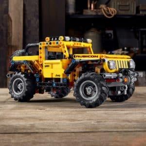 Llegó Jeep a Lego