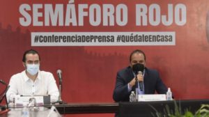 Morelos Semáforo Rojo