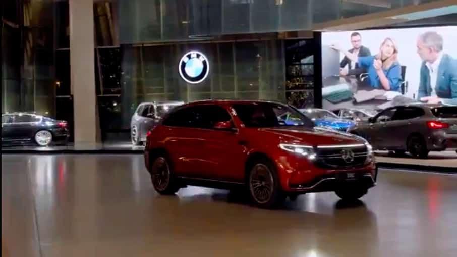 Celebran Juntos Mercedes y BMW