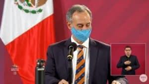 coronavirus en México al 9 de diciembre