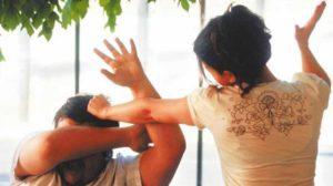 histeria violencia en pareja