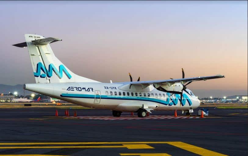 Aeromar recibe distintivo de Seguridad Sanitaria