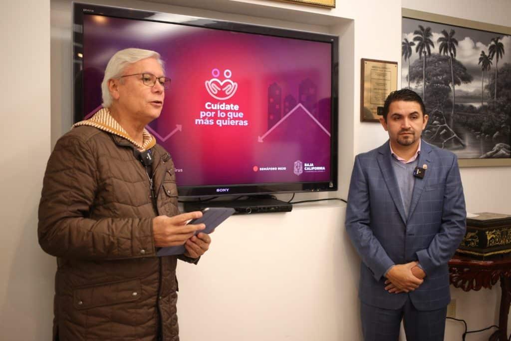 Baja California buscará alianzas con empresas para adquirir vacunas contra el COVID-19