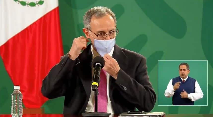 Coronavirus en México al 14 de enero