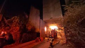 Incendio en Metro CDMX detiene servicio