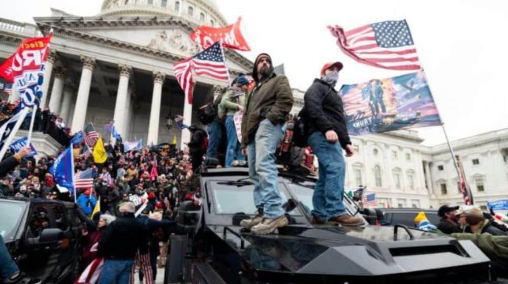 FBI protestas armadas en EUA