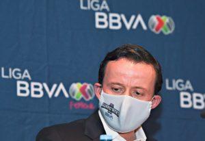 LigaMX reanuda reuniones virtuales