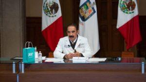Muere en Nuevo León posible portador de nueva cepa de coronavirus