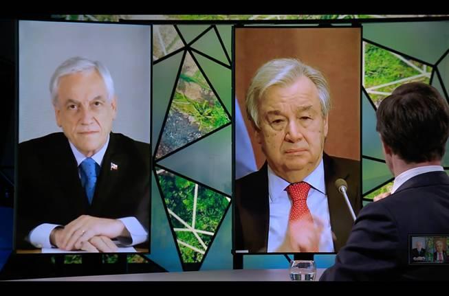 Chile un país carbono neutral