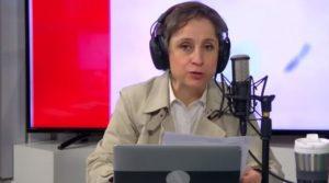 Carmen Aristegui regresa a televisión abierta