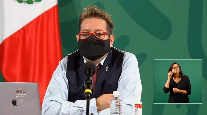 Coronavirus en México al 22 de febrero