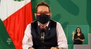 Coronavirus en México al 26 de febrero