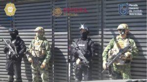 Decomisan más de 800 kilos de cocaína en la alcaldía Tlalpan