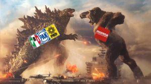 Elecciones 2021: ¿Team Godzilla o Team King Kong?