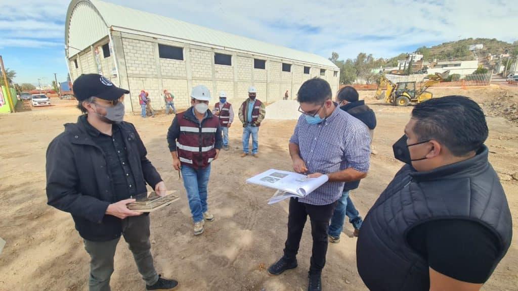 Invierte Sedatu más de 88 mdp en obras de mejoramiento urbano en municipios de Hidalgo