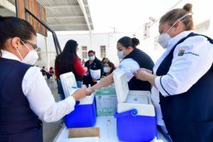 Coahuila ha aplicado más de 19 mil vacunas