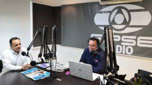 INE ordena que precandidato no conduzca un programa de radio