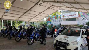 Policía de la CDMX reforzará vigilancia de Iztapalapa con más patrullas