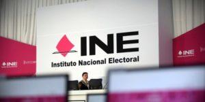 INE reglas de comprobación de gastos para representantes de casilla