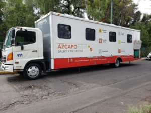 Medibús de Azcapotzalco