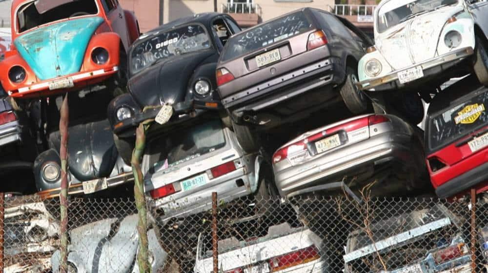 robo de vehículos durante 2020