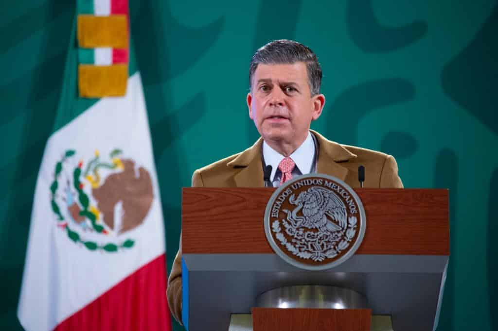 Ricardo Sheffield deja la Profeco y anuncia su candidatura para alcalde de Guanajuato