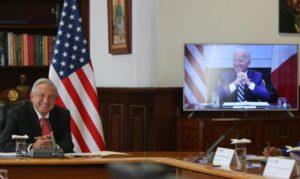 De qué hablaron AMLO y Joe Biden