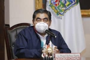 En Semana Santa Puebla continuará con las medidas y restricciones sanitarias por COVID-19