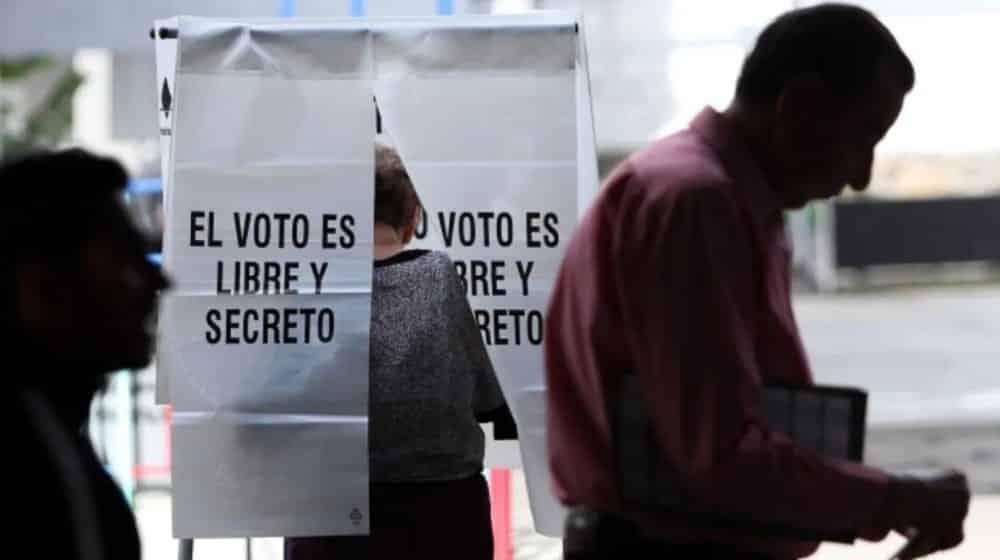 el comportamiento de los votantes