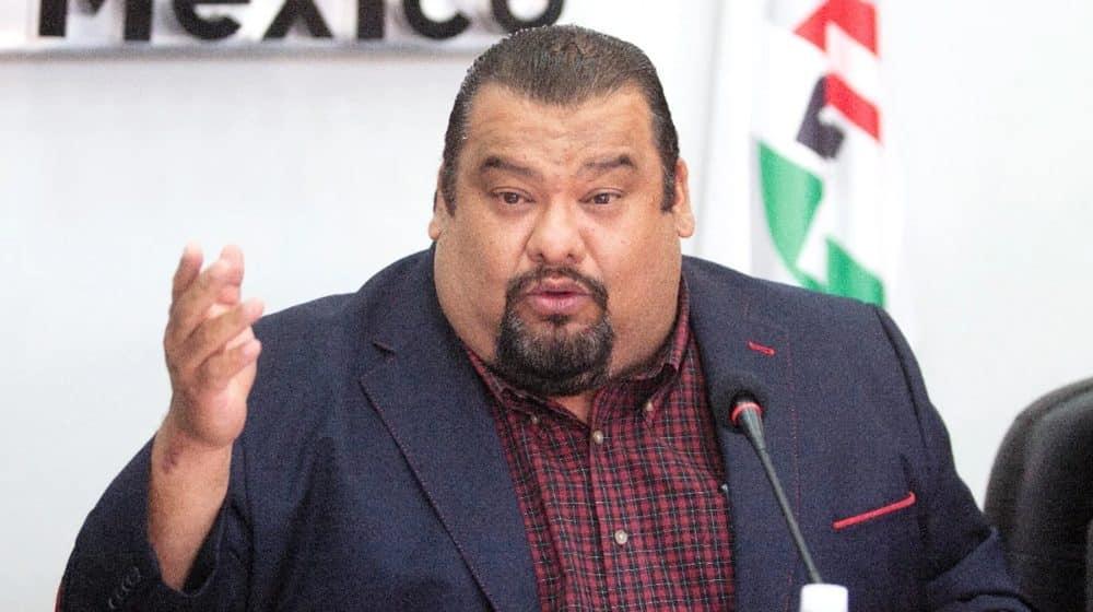 orden de prehensión contra Cuauhtémoc Gutiérrez de la Torre