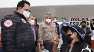 segunda dosis de la vacuna contra COVID en Ecatepec