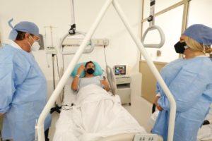 Salud Coahuila realiza transplante de riñón