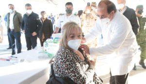 vacunación al sector educativo en Coahuila