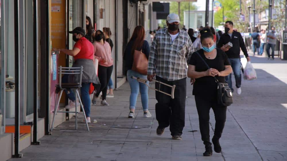 Chihuahua pide a la población reducir movilidad