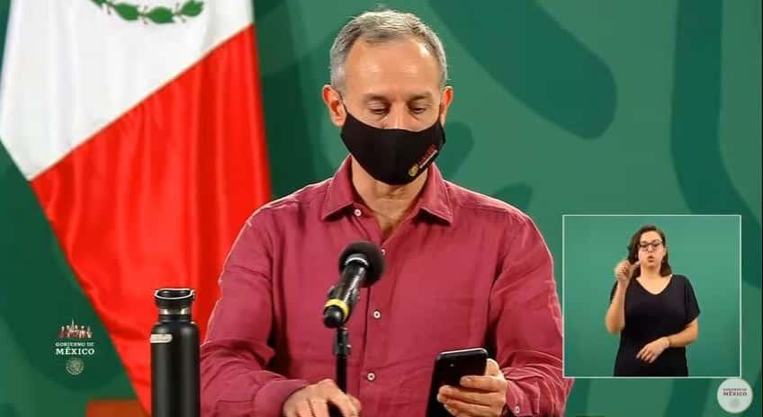 Coronavirus en México al 22 de abril
