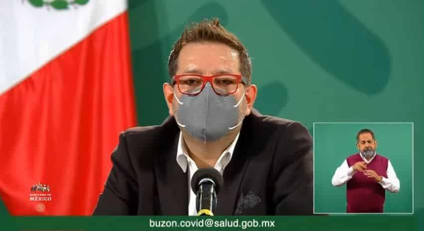 Coronavirus en México al 27 de abril