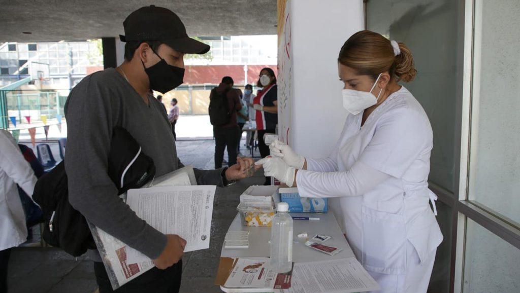 Primera Jornada de Detección de Hepatitis C