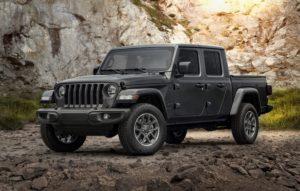 Jeep Celebra 80 Aniversario